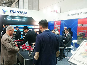 Walking on the red carpet—Transpak LIVE from interpack 2017