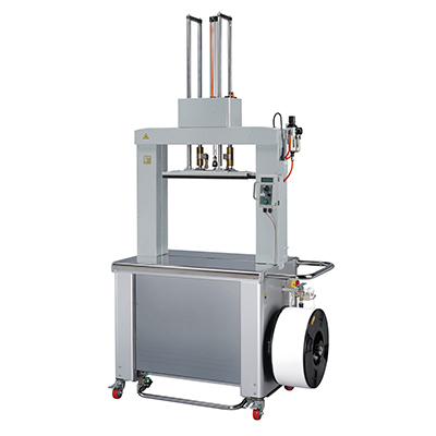 TP-702PS Mercury with Dual Pneumatic Press (stainless steel frame SUS304)