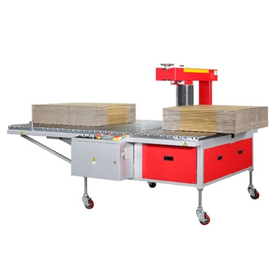 C-BT Bundle Turner for Corrugated Carton