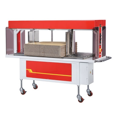 CC-BSS Corrugated Bundle Squaring Station